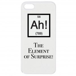 Ah! The Element Of Surprise – Phone Case