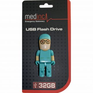 Surgeon USB Flash Drive Open Packet
