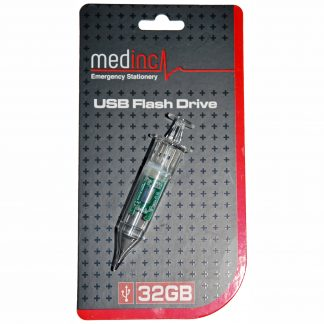 Syringe USB Flash Drive