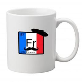 Francium – Mug
