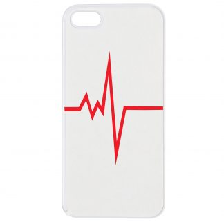 heart rate phone case