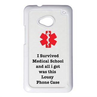 medical school phone case
