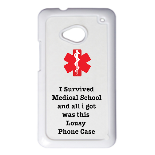 medical school phone case