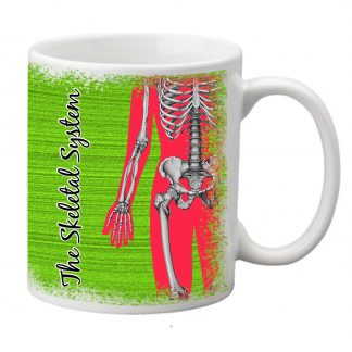 Skeletal System Medical Student Mug