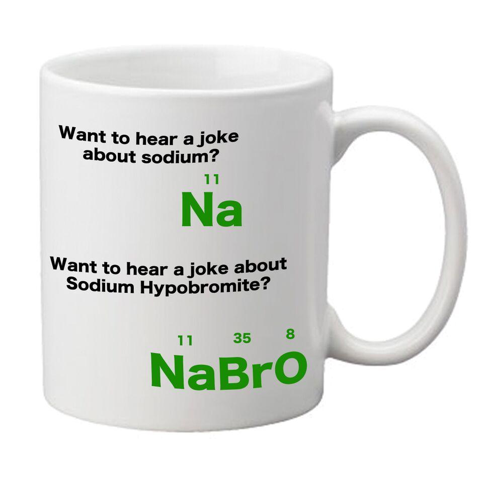 Sodium Joke Mug