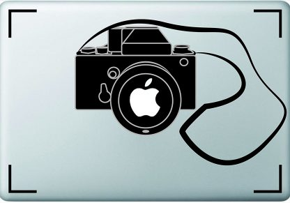 Camera Laptop Decal