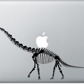 Diplodocus laptop decal