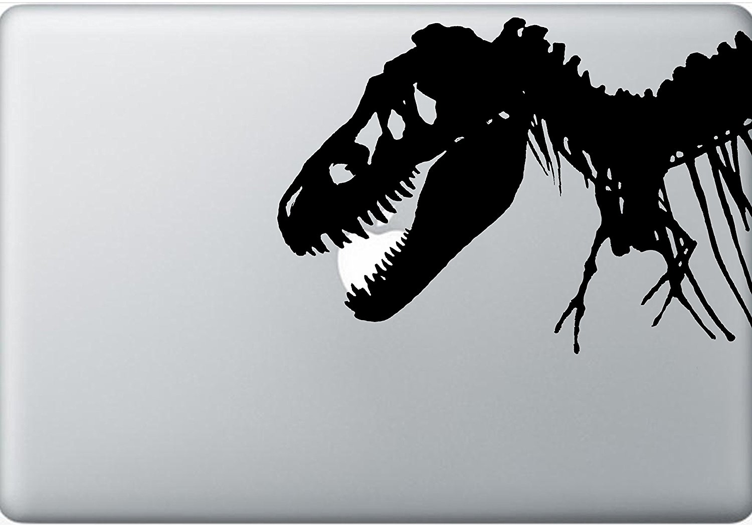 T-Rex Dinosaur Laptop Decal