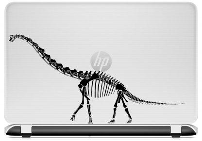 Diplodocus laptop decal HP