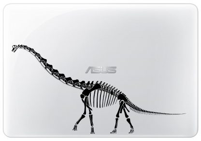 Diplodocus laptop decal Asus