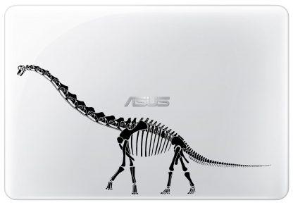 Diplodocus laptop decal Asus