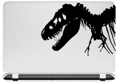 T-Rex Laptop Decal HP
