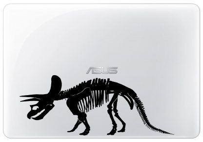 Triceratops laptop decal ASUS