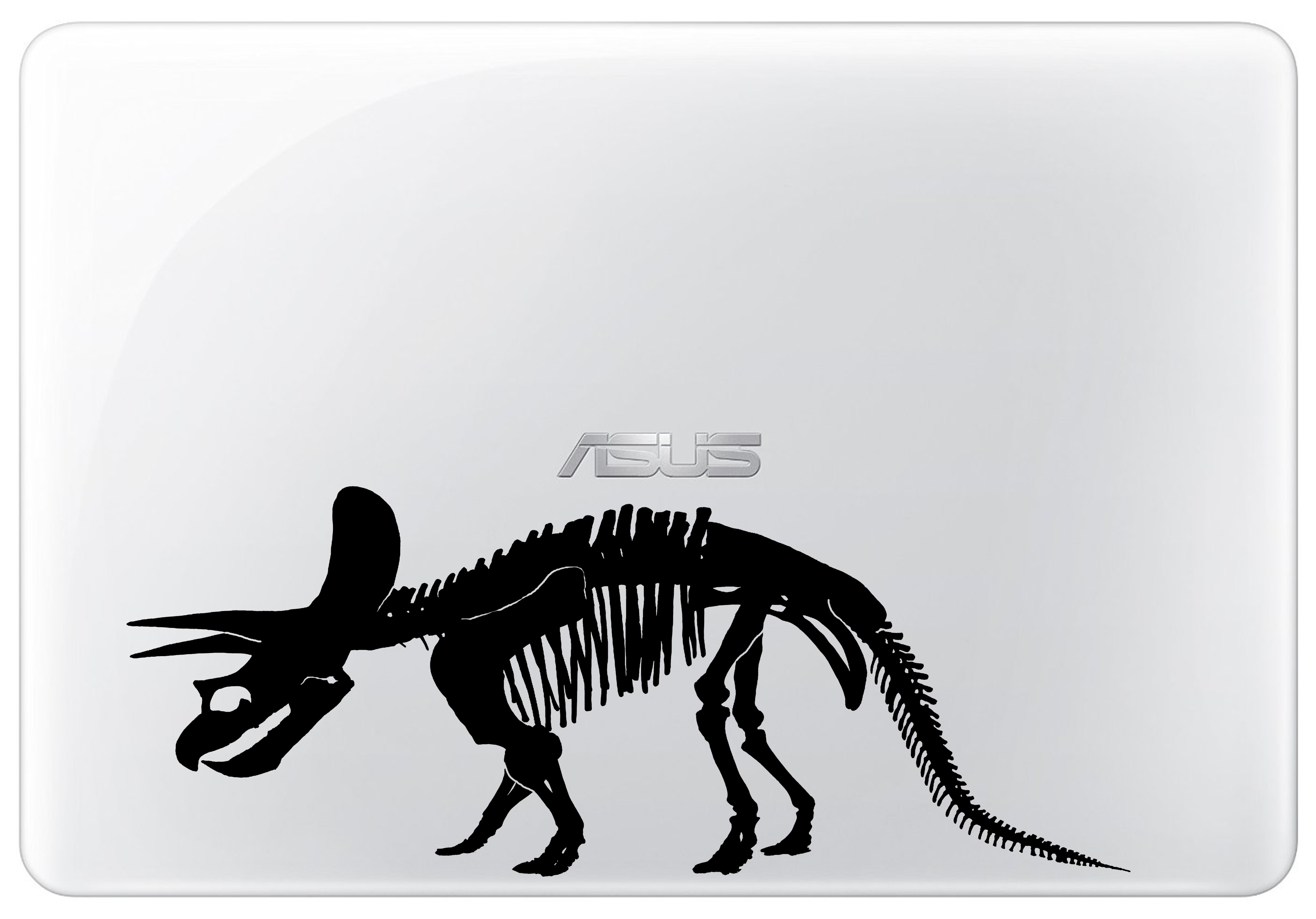 Triceratops laptop decal ASUS