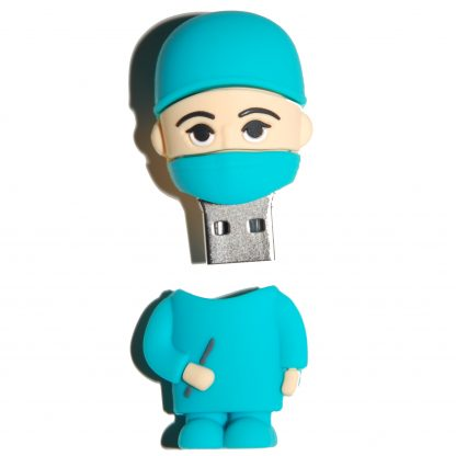 Surgeon USB Flash Drive Open