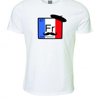 francium the french element T-Shirt