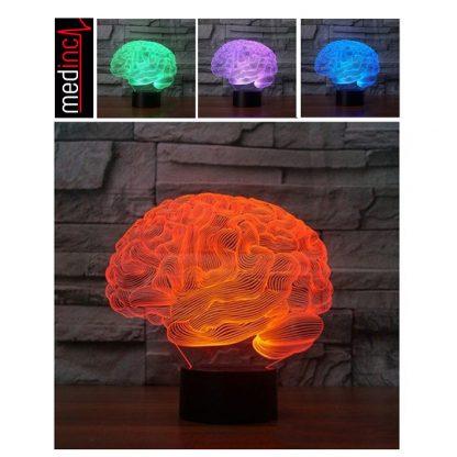 3D Brain Desktop Light